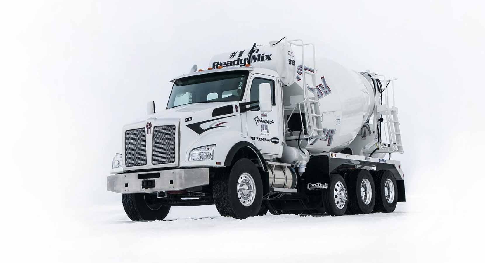 Concrete Supply Company Staten Island Ny Richmond Ready Mix